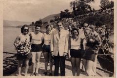 Frauen Jungmann Gig-Doppel-Vierer