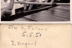 Vierer 1951